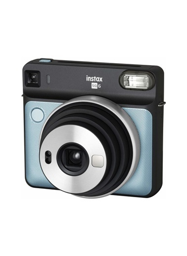 Fujifilm instax SQ 6 Aqua Blue Fotograf Makinesi ve Hediye Seti 2 Renkli